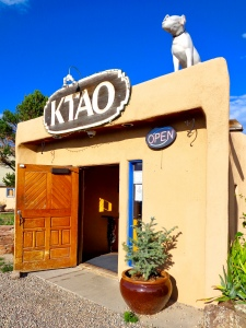 KTAOS Solar Center in Taos, New Mexico