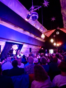 """Taping of """"Off the Cuff Live!"""" at KTAOS Solar Center in Taos, New Mexico"""