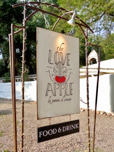The Love Apple in Taos, New Mexico