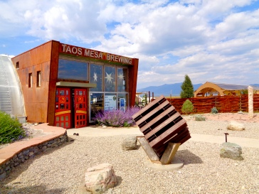Taos Mesa Brewing in Taos, New Mexico