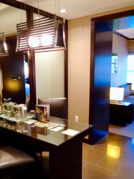 Hotel Room at Vdara in Las Vegas, Nevada