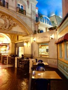 Interior of Paris in Las Vegas, Nevada
