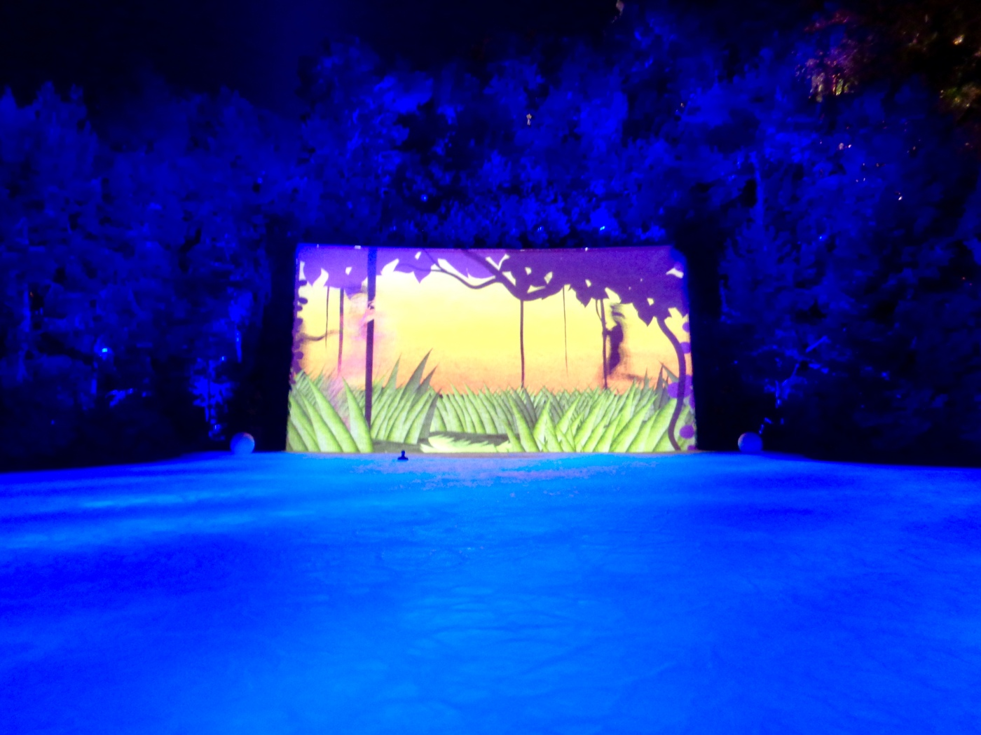 Lake of Dreams at Wynn in Las Vegas, Nevada
