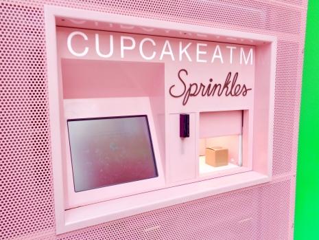 Sprinkles Cupcakes Cupcake ATM in Las Vegas, Nevada