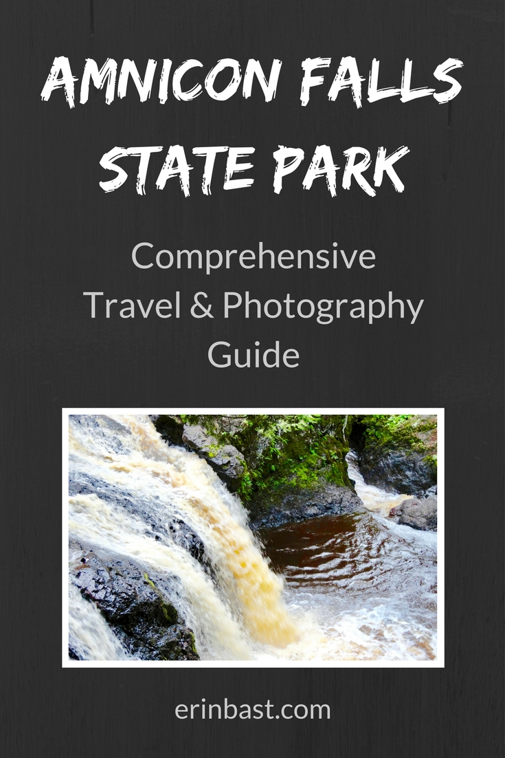 Comprehensive Travel & Photography Guide for Amnicon Falls State Park in Wisconsin, USA #amniconfallsstatepark #wisconsin #usa #travel #travelguide #traveltips #photography