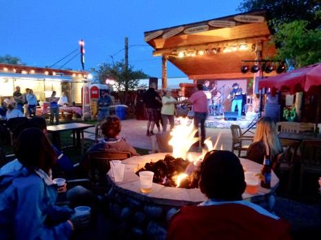 Live music at Alibi Pub in Laramie, Wyoming